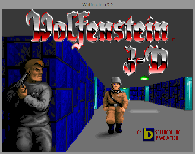Setting up Chocolate Wolfenstein 3D in Visual Studio 2013
